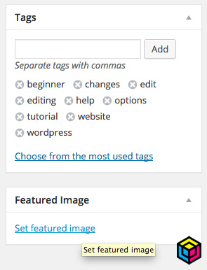 WordPress Tips - Featured Image